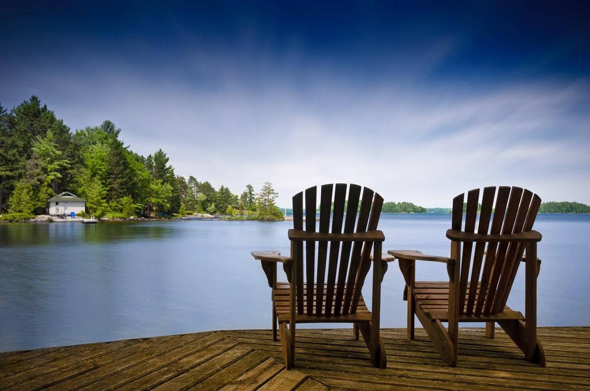 acheter une propriété sur le bord de l'eau au Québec