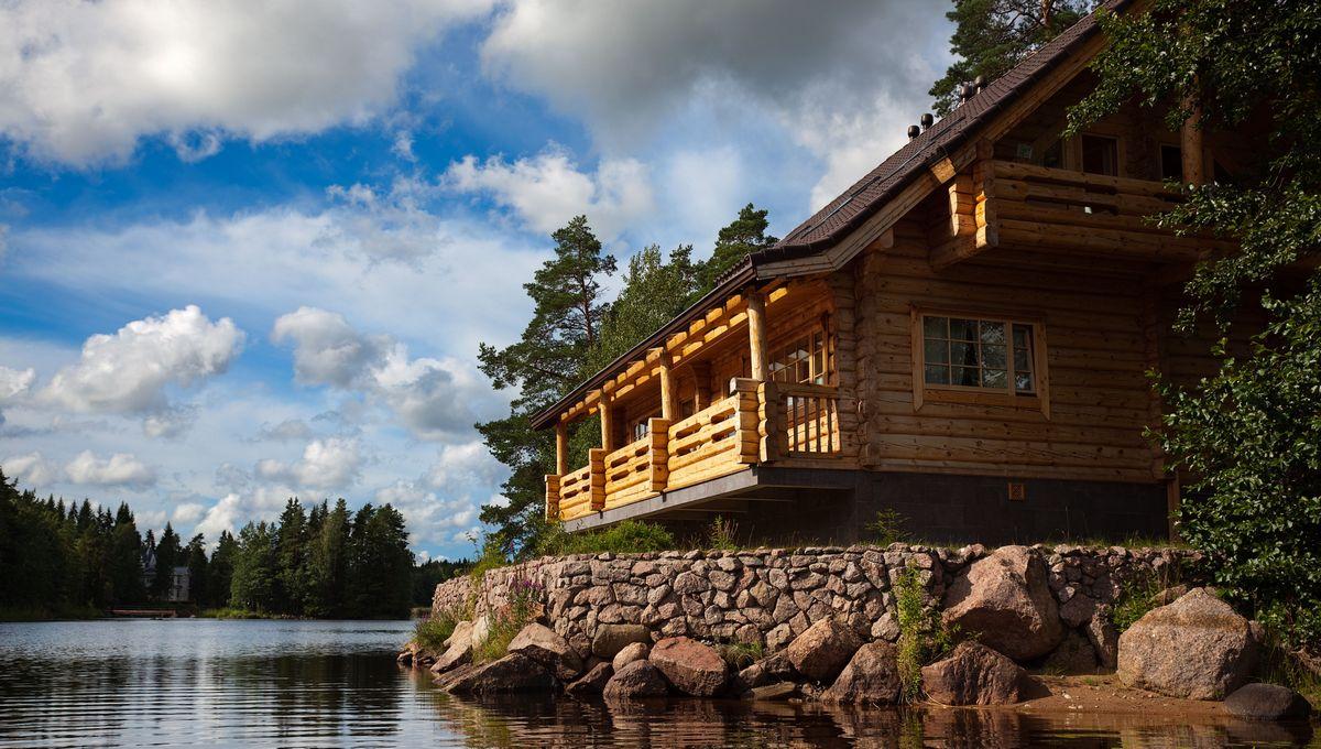 maison à vendre lanaudière bord de l'eau lac